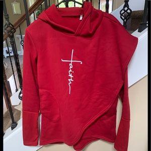 """""""NEW """"Faith"""" hoodie"""